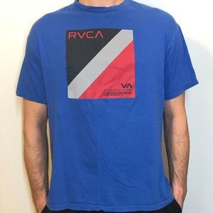 RVCA Mens Graphic T-Shirt XL Balance of Opposites